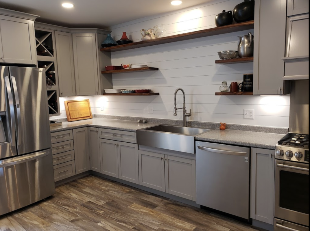 bask construction kitchens